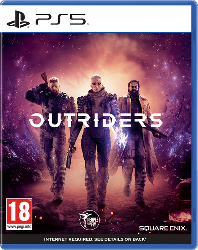 Outriders PS5 Main Image
