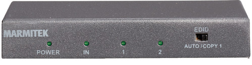 Marmitek Split 612 UHD 4K 2.0 HDMI Splitter Main Image