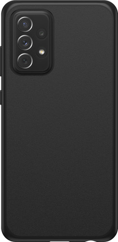 Otterbox React Samsung Galaxy A72 Back Cover Zwart Main Image