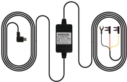 Nordväl PMPC01 Parking Mode Cable Set (DC101, DC102, and DC103) Main Image