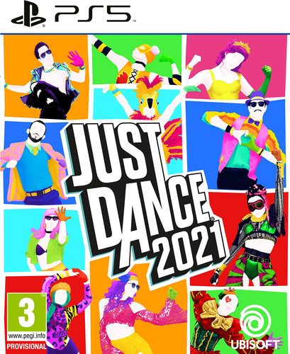 Just Dance 2021 PS5 Main Image