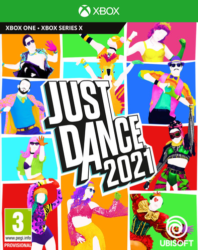 Just Dance 2021 Xbox One & Xbox Series X Main Image