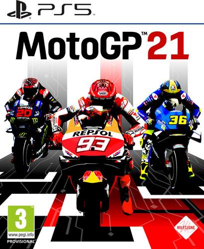 MotoGP21 PS5 Main Image