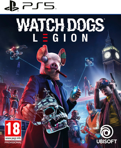 Watch Dogs: Legion PS5 Main Image