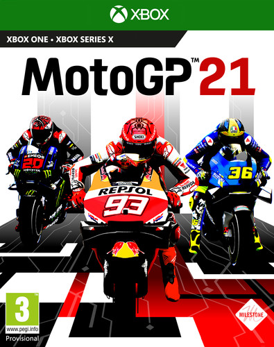 MotoGP 21 Xbox One Main Image