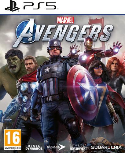 Marvel's Avengers - PS5 Main Image