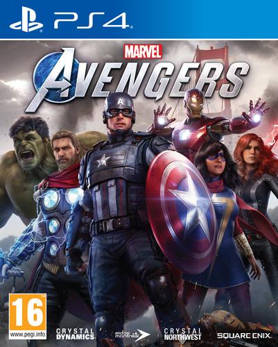 Marvel's Avengers - PS4 Main Image