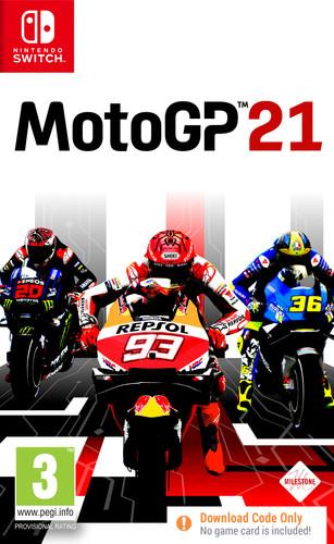 MotoGP21 Switch Main Image