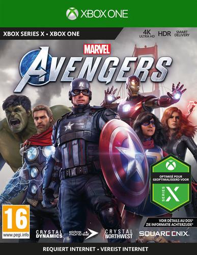 Marvel's Avengers - Xbox One Main Image