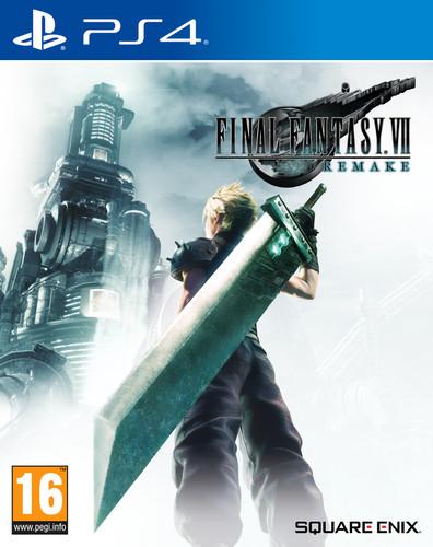 Final Fantasy VII Remake - PS4 Main Image
