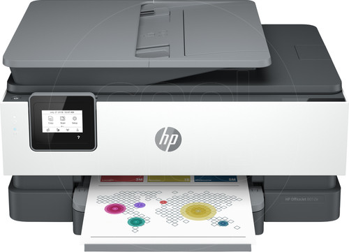 HP OfficeJet 8012e 3-in-One Main Image