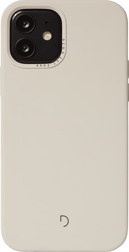 Decoded Apple iPhone 12 / 12 Pro Back Cover met MagSafe Magneet Wit Main Image