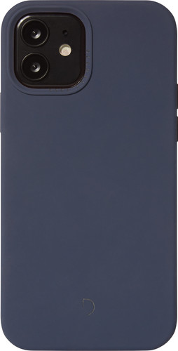 Decoded Apple iPhone 12 / 12 Pro Back Cover met MagSafe Magneet Blauw Main Image