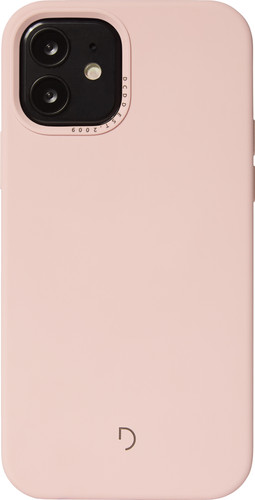 Decoded Apple iPhone 12 / 12 Pro Back Cover met MagSafe Magneet Roze Main Image
