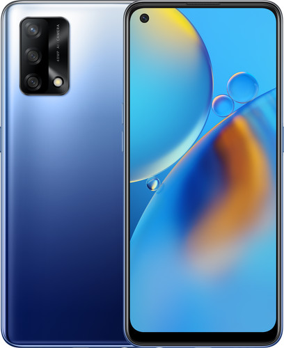 OPPO A74 128GB Blue 4G Main Image