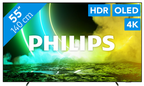 Philips 55OLED705 - Ambilight (2021) Main Image