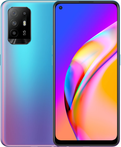 OPPO A94 128GB Blue 5G Main Image