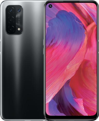 OPPO A74 128GB Zwart 5G Main Image