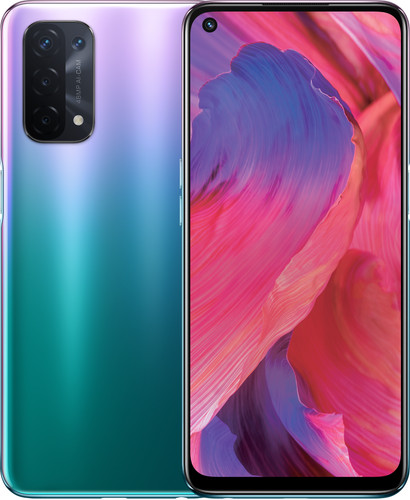 OPPO A54 64GB Paars 5G Main Image