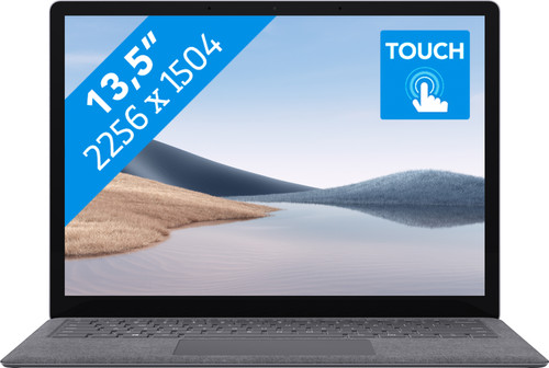 "Microsoft Surface Laptop 4 13.5"" i7 - 16GB - 512GB Platinum Main Image"