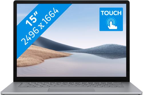 "Microsoft Surface Laptop 4 15"" R7se - 8GB - 256GB Platinum Main Image"