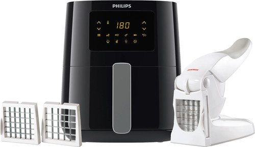 Philips Airfryer L HD9252/70 + Frietsnijder Main Image
