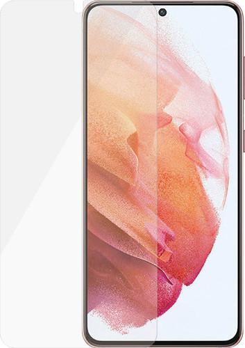 PanzerGlass Ultrasonic Fingerprint Glass Samsung S21 Screen Protector Black Main Image