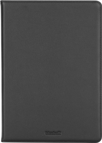 BlueBuilt iPad (2020)/(2019) and iPad Air (2019) Book Case Leather Black Main Image