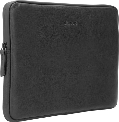 BlueBuilt Laptop Cover Leather Black / For 13-inch Apple MacBook Air/Pro Main Image
