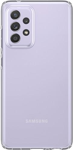 Spigen Liquid Crystal Samsung Galaxy A72 Back Cover Transparant Main Image
