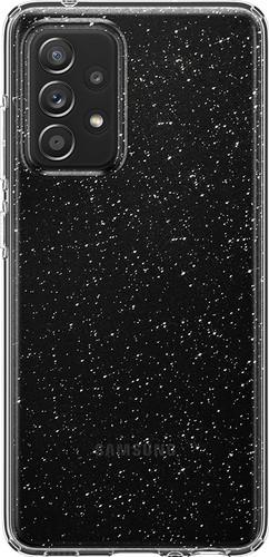 Spigen Liquid Crystal Glitter Samsung Galaxy A52 Back Cover Transparant Main Image