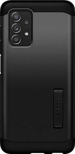 Spigen Tough Armor Samsung Galaxy A52 Back Cover Zwart Main Image