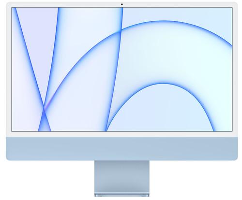 Apple iMac 24 inches (2021) MGPL3N/A 8GB/512GB 8-core GPU Blue Main Image