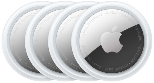 Apple AirTag 4-pack Main Image