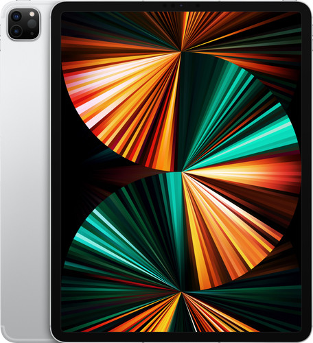Apple iPad Pro (2021) 12.9 inch 1TB Wifi + 5G Zilver Main Image