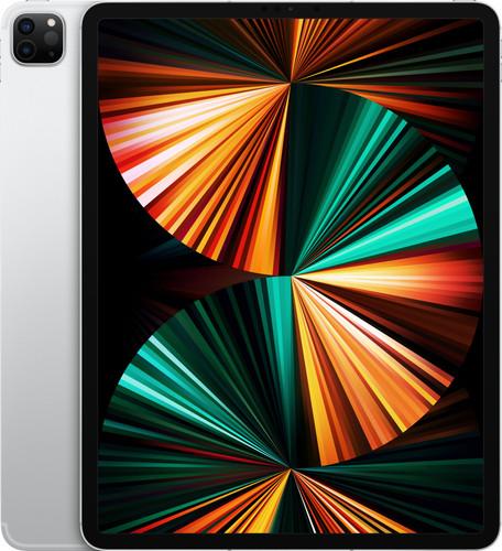 Apple iPad Pro (2021) 12.9 inches 256GB WiFi + 5G Silver Main Image
