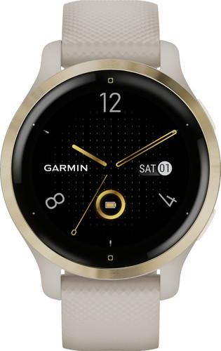 Garmin Venu 2S Gold/Beige Main Image