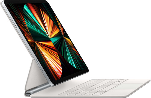 Apple Magic Keyboard iPad Pro 12.9 inch (2021)/(2020) QWERTY Wit Main Image