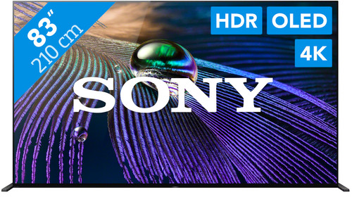 Sony Bravia OLED XR-83A90J (2021) Main Image