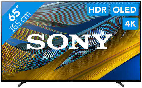 Sony Bravia OLED XR-65A80J (2021) Main Image
