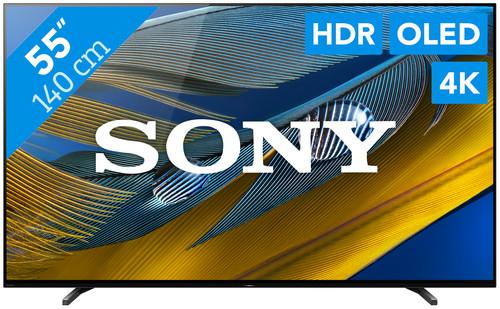 Sony Bravia OLED XR-55A80J (2021) Main Image