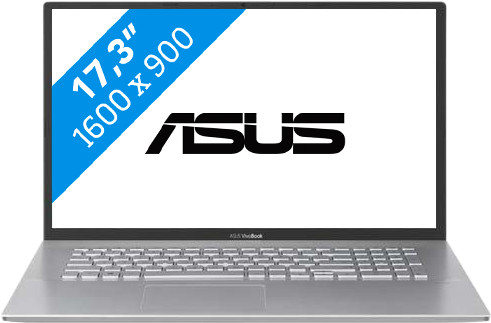 Asus VivoBook 17 X712JA-BX405T Main Image