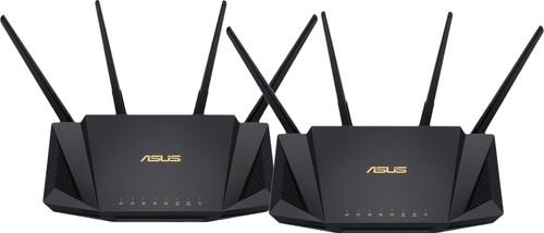 Asus RT-AX58U AiMesh Duo Pack Main Image