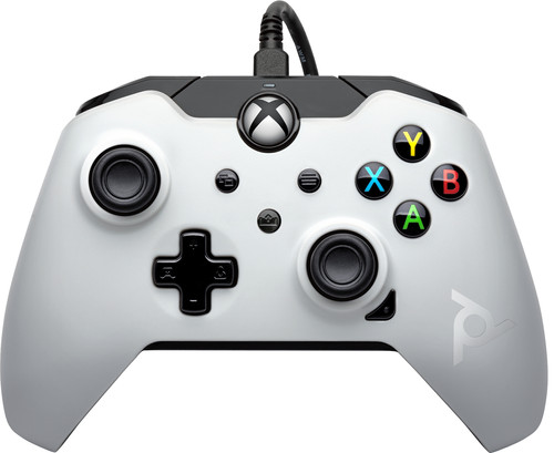 PDP Bedrade Controller Xbox Series X en Xbox One Wit Main Image