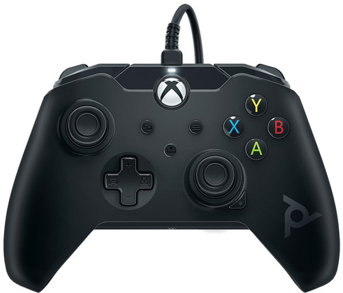 PDP Bedrade Controller Xbox Series X en Xbox One Zwart Main Image