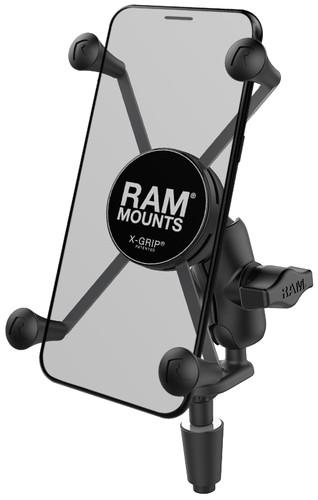 RAM Mounts Universele Telefoonhouder Motor Balhoofd Stuur Groot Main Image