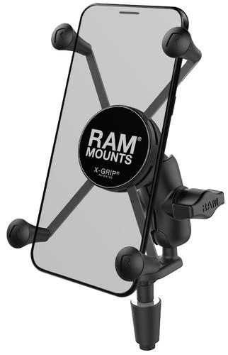 RAM Mounts Universele Telefoonhouder Motor Balhoofd Stuur Klein Main Image