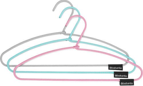 Brabantia Soft Touch Kledinghangers - set van 3 Main Image