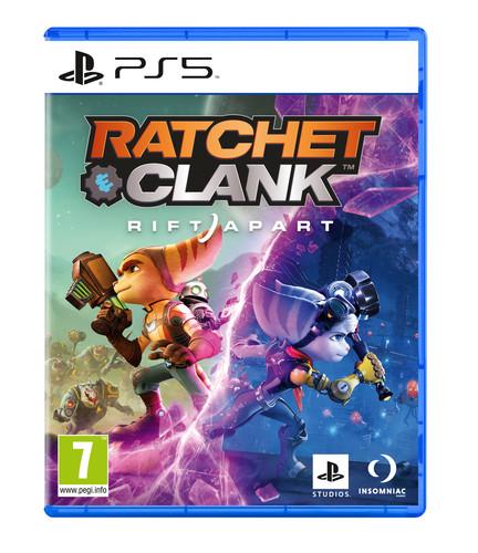 Ratchet & Clank: Rift Apart PS5 Main Image
