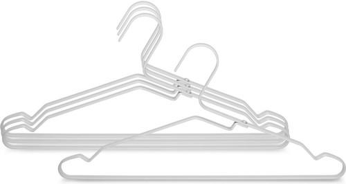 Brabantia Kledinghangers - set van 4 - Zilver Main Image